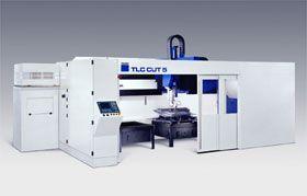 CO2 lasersnijmachine, bron Trumpf